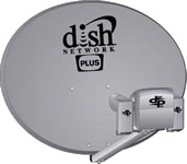 Dish 1000plus Satellite Dish