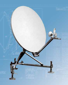 1.2 Meter RD Rugged Deploy Antenna Model 1126 RD