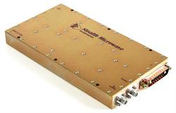 2.5 - 6.0 GHz 50 Watt GaN SSPA for Wideband and ECM Applications