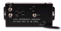1GHz PRO RF DISTRIBUTION AMPLIFIER - 25db Gain