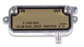 Amp Drop - 1GHz Forward Broadband Drop Amp - 10dB