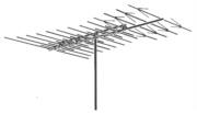 VHF / FM Deeper Double Boom