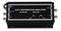 550MHz PUSH-PULL CATV AMPLIFIER