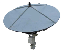 snow and ice antenna cover 5.7 - 6.0 Meter Prime Focus Cover