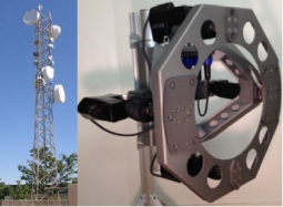 Remote Alignment of Microwave Antennas
