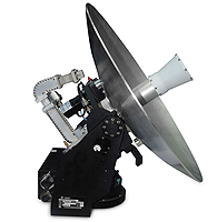Small Airborne VSAT Antenna System