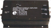 Apartment Complex Amplifier 35dB, 40-1000MHz, Push-Pull Discrete