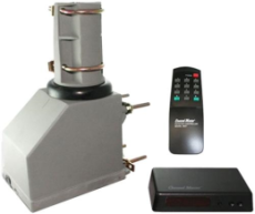 Antenna Rotator System with Remote Control