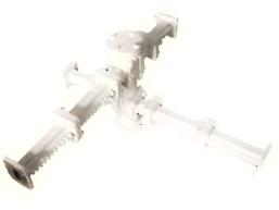 Extended Ku Band 4 Port Diplexer, 112132-1 Series