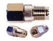 FME-Male / Mini-UHF-Female Connector