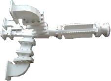 Standard C Band 4 port Diplexer (Circular POL)