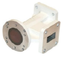 CP130 Waveguide Dual Ku WR75 -  compact OMT
