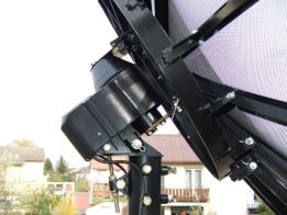 Satellite Dish Mounts - Mount Pole the tripod Stand Non Penetrating
