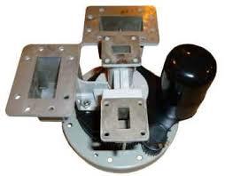 4 Port Multi-Band Motorized Potentiometer Feedhorn