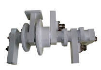 Multiple waveguide rotary joint