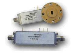 Frequency Multiplier 33 to 50 GHz