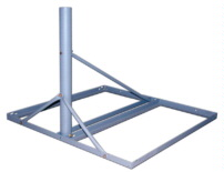 Non-Penetrating roof mount