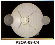 Large Dish - 3.0 meter (10 foot), 3.1 meter, 3.4 meter, 3.7 meter, 3.8 meter (12' foot), 4.5 meter (14.5' foot),  4.8 meter (16' foot), 6.3 meter, 7.2 meter, 7.3 meter, 8.1 meter, 9.0 meter, 9.3 meter, 11.1 meter, 13.1 meter, 16.4 meter, 18.3 meter, 21 meter