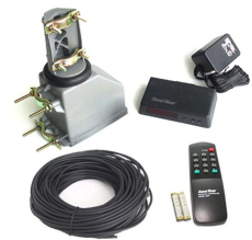 Channel Master Antenna Rotator Kit with IR Remote and 100' Wire