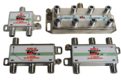S3HD AND S3HD-PP 3 GHz L-band Satellite Hi-Q Splitters