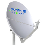 1.2 Meter Global Skyware Type 121  Standard Tx/Rx SFL Antenna System