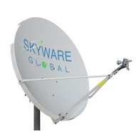 1.2 Meter Global Skyware Type 127 Extended Ka-Band Tx/Rx Antenna System