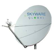 1.0 Meter Skyware Global  Type 100 Rx Only Antenna System