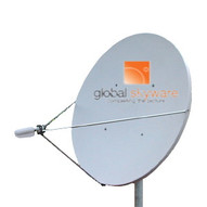 2.4 Meter Skyware Global Type 243 Rx Only Antenna