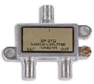 5-1000 MHz  Splitter SPLITTER - (2 WAY)