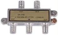 SPLITTER - (4 WAY)5-1000 MHz