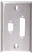 Stainless Wall Plate