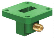 WAVEGUIDE TO COAX ADAPTER