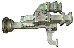 Standard C Band 2 port Diplexer (Linear POL)