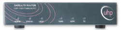 UHP-1000 Hubless VSAT Universal Satellite Route