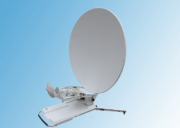 In-Motion Tracking Dish