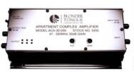 Broadband RF / CATV Distribution Amplifiers