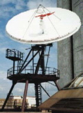 9.3 Meter Dish - close-tolerance