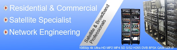 Residential & Commercial Product Distributor Florida Satellite Dealer