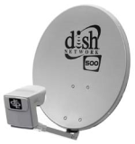 Dish 500 Dish Twin with LNB bell 500