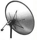 DX 2.4 Meter Dish