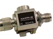 TNC-Male to TNC-Female Bulkhead 0-6 GHz 90V Surge Lightning Protector