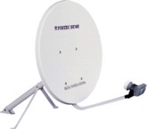 "Fortec Star Dish 24"" 30"" 36"" satellite Fortec"