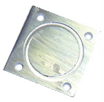 Ku-Band Flange Cover - LOAD PLATE