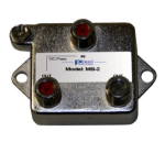 MB-2 Wide Band 2-Way Passive Splitter