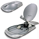 Pop Up Data - Fold Down Unit Rx/Tx Satellite Dish