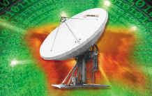 16 13 18 21 Meter PRODELIN Antenna