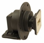 WR-75 ROTARY JOINT