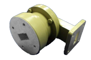 WR75 Waveguide Rotary Joint