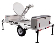 Satellite Tracks and Trailers