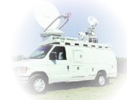 Broadcast SNG Vehicles - Van, Truck or Trailer